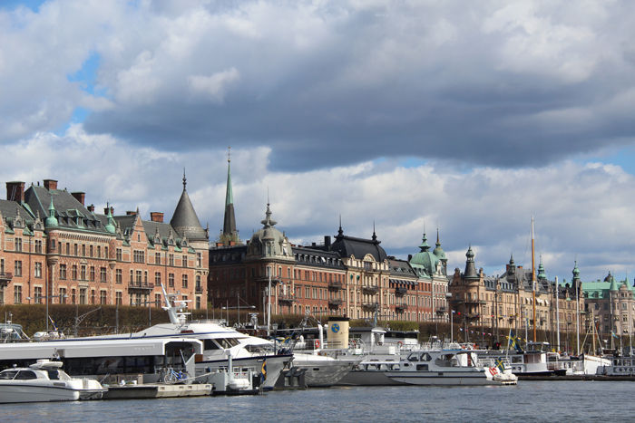 "STOCKHOLM – SITE-INSPECTION IM ""VENEDIG DES NORDENS"""